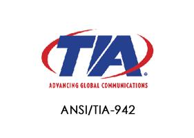 ANSI/TIA 942 Data Center Gebäude-Zertifizierung Bild