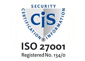 ISO/IEC 27001 Informationssicherheit Zertifizierung Bild