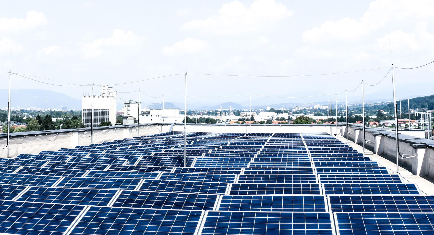 Green-IT im Rechenzentrum Photovoltaik