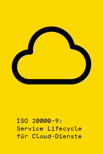 ISO 20000-9 Cloud Zertifizierung im RRZ