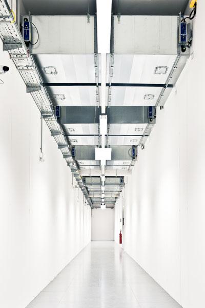 Gebäude- und Infrastruktur-Sicherheit