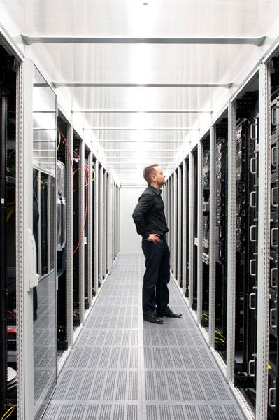 RRZ Serverräume