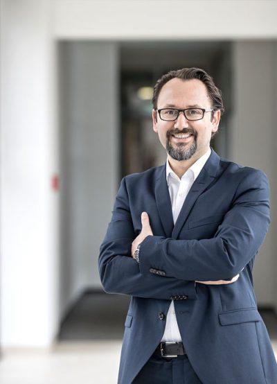 Geschäftsführer RRZ Ulfried Paier