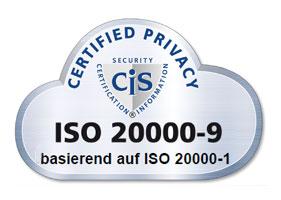 ISO-20000-9 Servicequalität in der Cloud