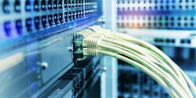Digitale Infrastrukturen als wesentlicher Faktor für die Wirtschaft.