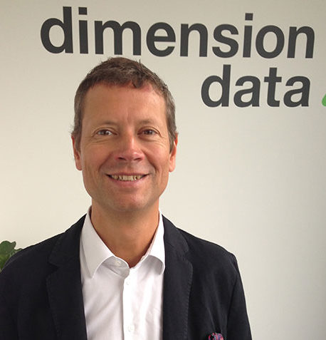 Partner RRZ: Michael Ranz, Dimension Data