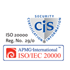 ISO 20000 IT-Servicemanagement Zertifzierung RRZ