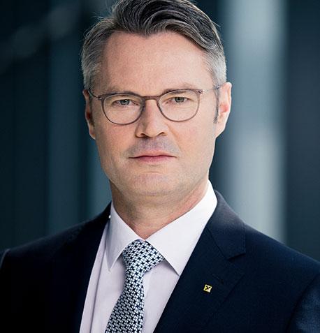 Vorstandsdirektor Rainer Stelzer Startups